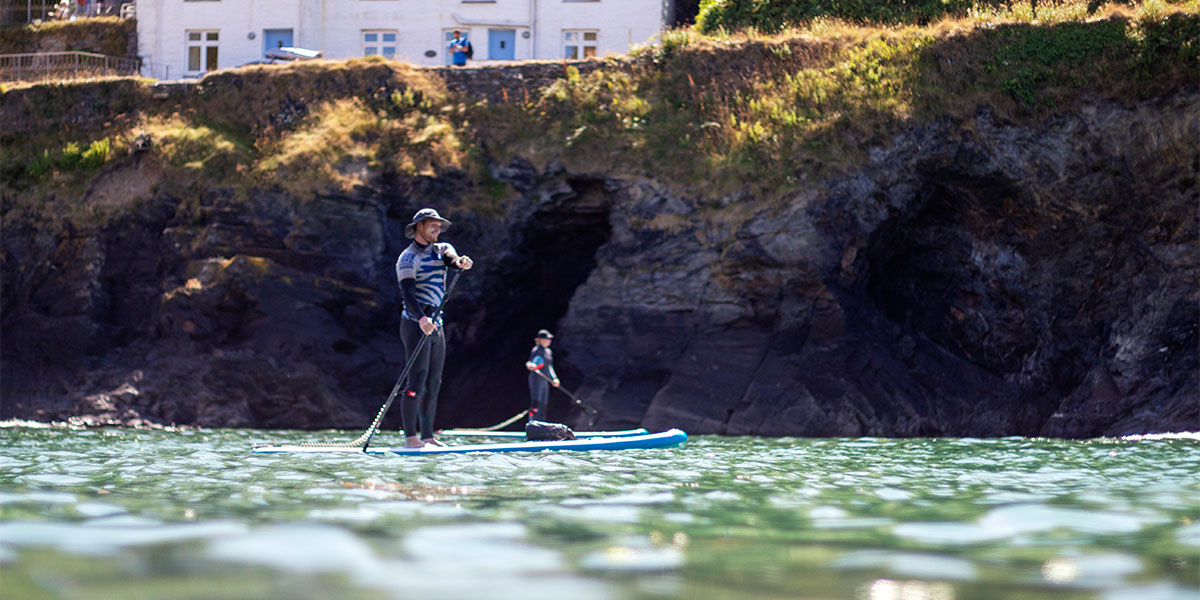 Top Tips For Stand-Up Paddleboarding