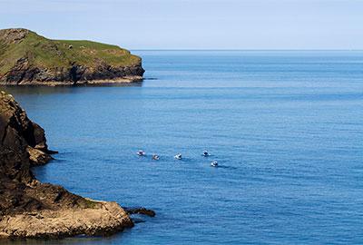 Advanced Sea Kayaking & Courses