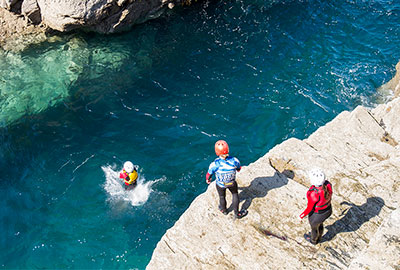 Introduction to Coasteering