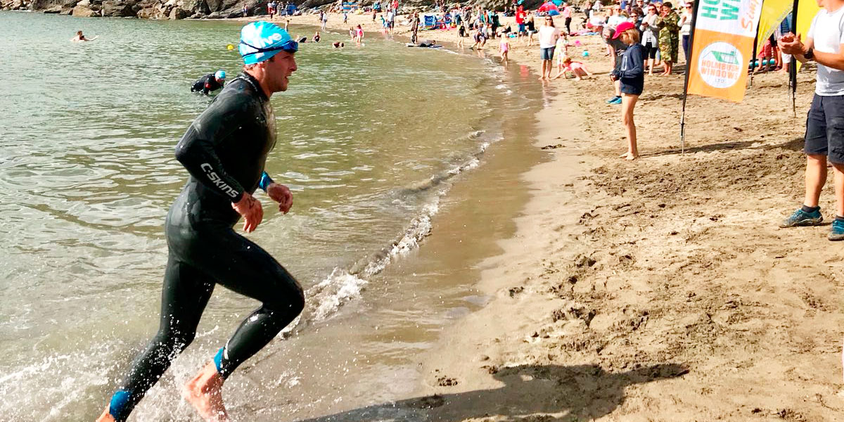 Jon's Summer Triathlon Season Success