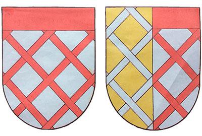 the coat of arms of thomas salkeld