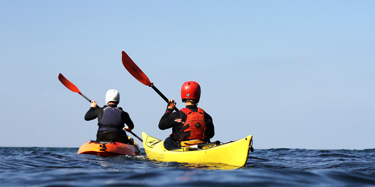 Top Tips for Paddling a Kayak Efficiently