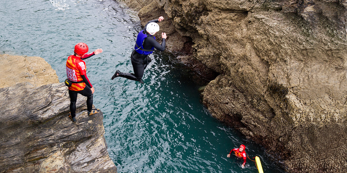 Is Coasteering Safe?