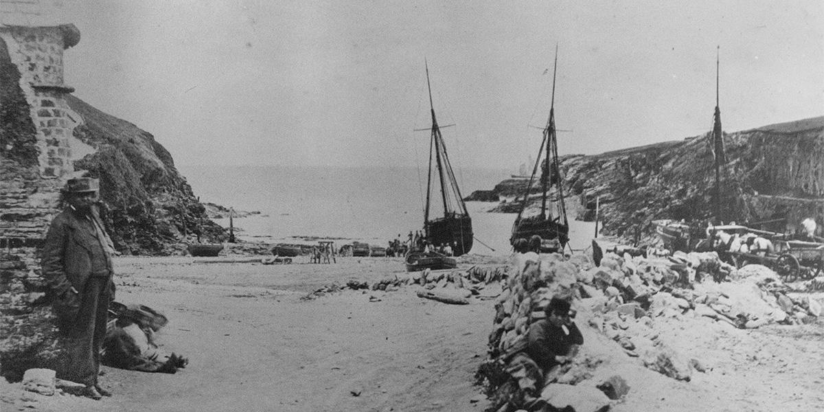 A Short History of Port Gaverne