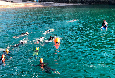 Open Water Training Sessions